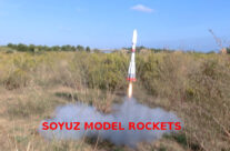 Soyuz-Fregat Model Rockets