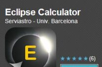 Eclipse Calculator, a new mobile app