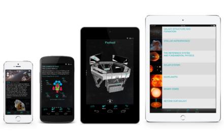 Gaia Mission App