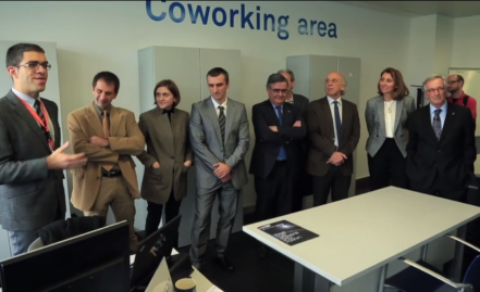 A new ESA's Business Incubation Center at Barcelona