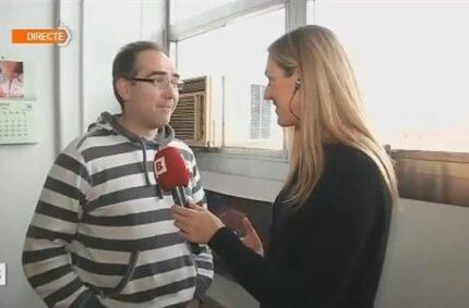 Interview to Josep Manel Carrasco (Connexió Barcelona, BTV, 20 Mar 2015)