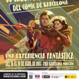 Gaia mission at Barcelona International Comic Fair