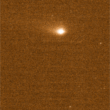Celebrity comet spotted among Gaia's stars (ESA, 03 Nov 15)