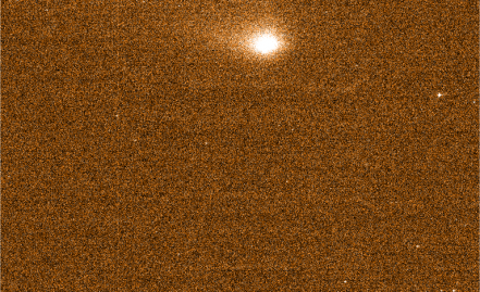 Celebrity comet spotted among Gaia's stars (ESA, 03/11/15)