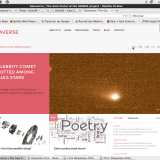 Gaiaverse es un portal de divulgación creado por la UB y el CSUC con toda la información de Gaia en once idiomas.