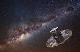 El primer descobriment de Gaia: sorprenent escombraries espacials