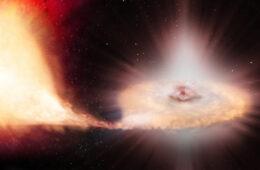 Gaia descubre su primera supernova