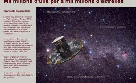 """""""Mil millions d'ulls per a mil milions d'estrelles"""""""
