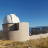 Telescope Joan Oro participate in the detection of Gaia16aye, a flaring object of uncertain nature in Cygnus