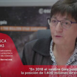 Francesca Figueras talks about Gaia mission (RNE, 9/11/2019)