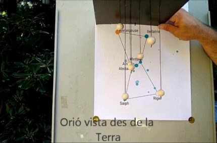 Constellations in 3D