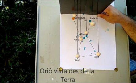 Constelaciones en 3D